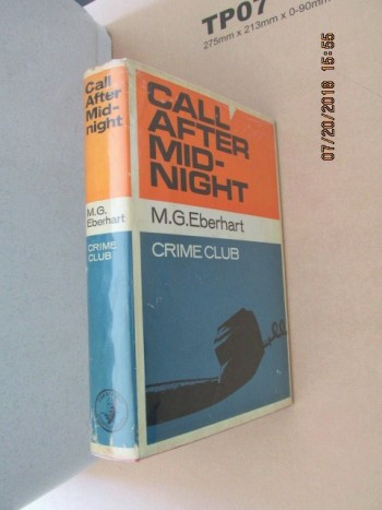 Image for Call After Midnight First Edition Hardback in Dustjacket