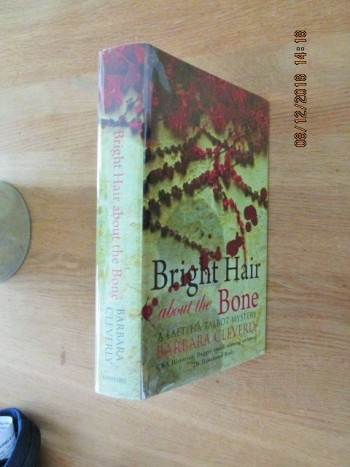 Image for Bright Hair About the Bone Signed First-Lined Dated First Edition Hardback in Dustjacket