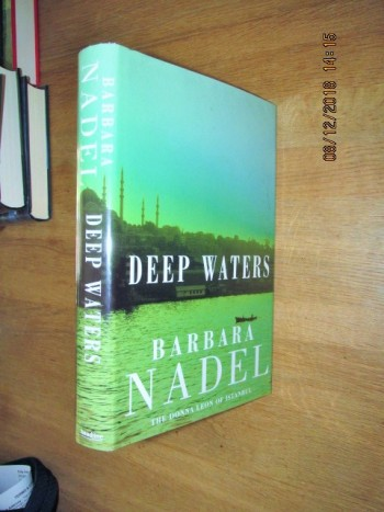 Image for Deep Waters  Signed Lined Dated First Edition Hardback in Dustjacket