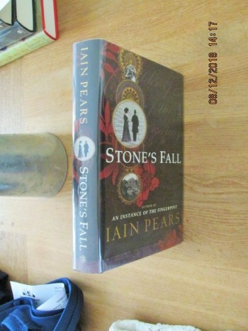 Image for Stone's Fall Signed First Edition Hardback in Dustjacket