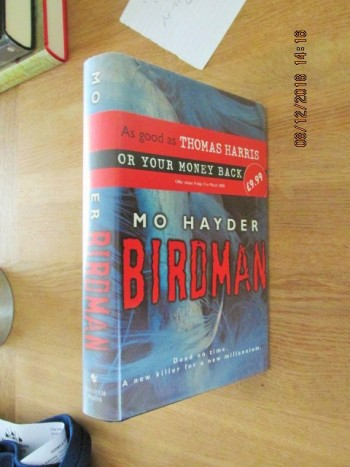 Image for Birdman First Edition Hardback in Dustjacket 1st Printing with Wrap-band ]