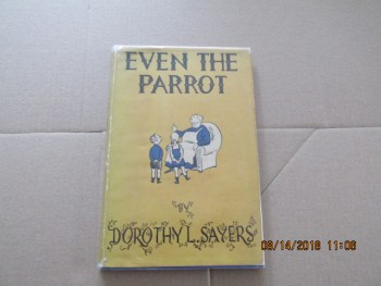 Image for Even the Parrot First Edition Hardback in Dustjacket