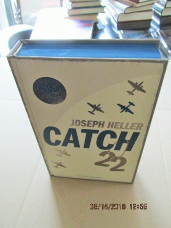 Image for Catch 22 50th Anniversary Limited Edition Hardback