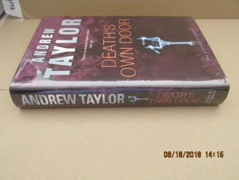 Image for Death's Own Door Lydmouth Crime Series Signed First Edition Hardback in Dustjacket