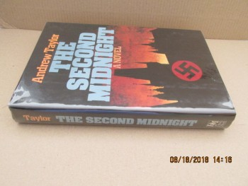 Image for The Second Midnight First US Edition Hardback in Dustjacket