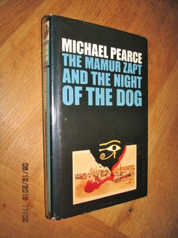 Image for Mamur Zapt and the Night of the Dog First  Edition Hardback in Dustjacket