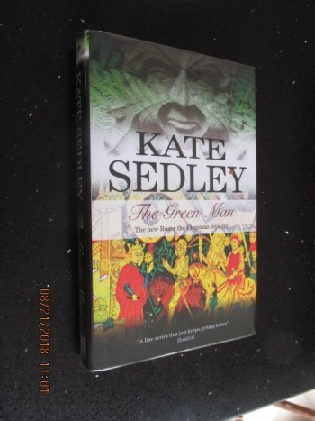 Image for The Green Man Fine First Edition Hardback in Dustjacket