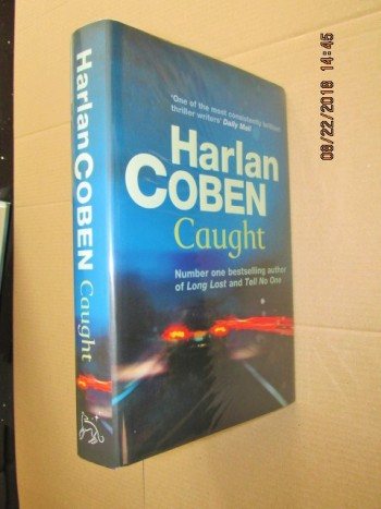 Image for Caught First Edition Hardback in Dustjacket