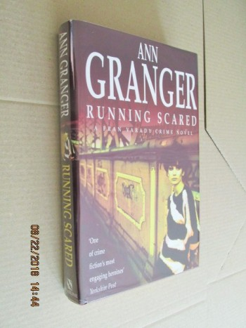 Image for Running Scared Signed First Edition Hardback in Dustjacket