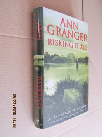 Image for Risking it All First Edition Hardback in Dustjacket