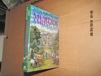 Image for Murder Among Us First Edition Hardback in Dustjacket