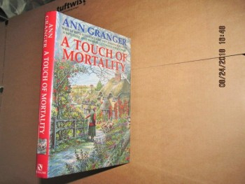 Image for A Touch of Mortality First Edition Hardback in Dustjacket