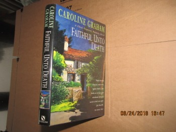 Image for Faithful Unto Death First Edition Hardback in Dustjacket