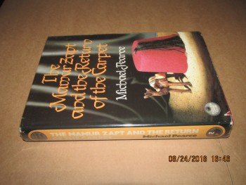 Image for Mamur Zapt and the Return of the Carpet Fine First Edition Hardback in Original Dustjacket