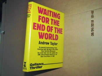 Image for Waiting for the End of the World First Edition Hardback in Jacket
