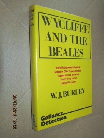 Image for Wycliffe and the Beales First Edition Hardback in Dustjacket