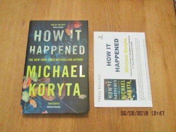 Image for How it Happened Unread First Edition Hardback in Dustjacket Plus Publicity Letter