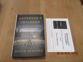 Image for Asperger's Children the Origins of Autism in Nazi Vienna unread First Edition Hardback in Dustjacket Plus Publishers Publicity Letter