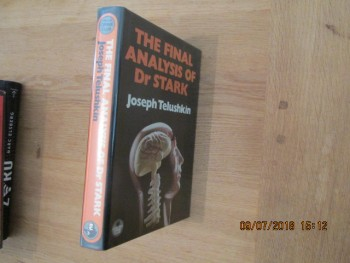 Image for The Final Analysis of Dr.Stark First Edition Hardback in Dustjacket
