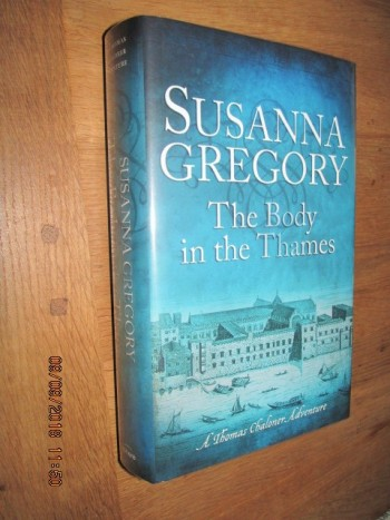 Image for The Body in the Thames Signed Lined Dated First Edition Hardback in Dustjacket