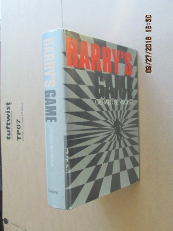Image for Harry's Game First Edition Hardback in Dustjacket