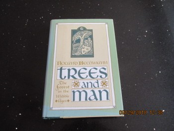 Image for Trees and Man: The Forest in the Middle Ages
