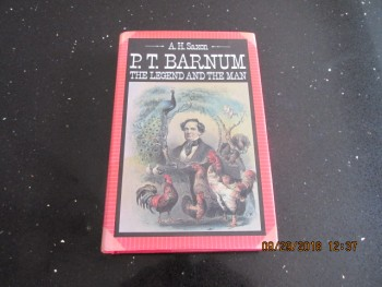 Image for P. T. Barnum: The Legend and the Man