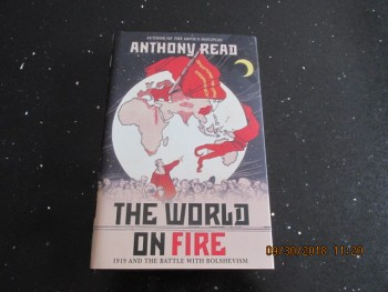 Image for The World on Fire 1919 and the Battle with Bolshevism