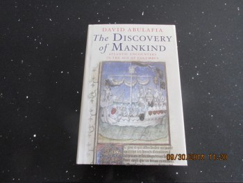 Image for The Discovery of Mankind Atlantic Encounters in the Age of Columbus
