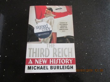 Image for The Third Reich: A New History Signed By the Author