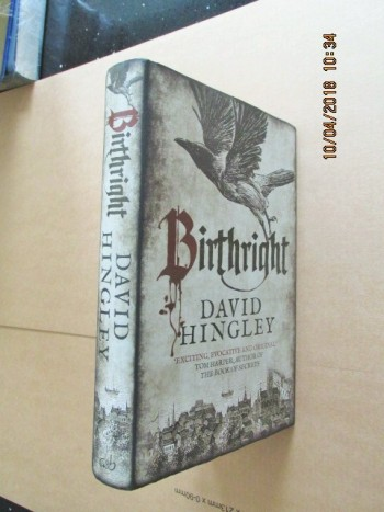 Image for Birthright First Edition Hardback in Dustjacket