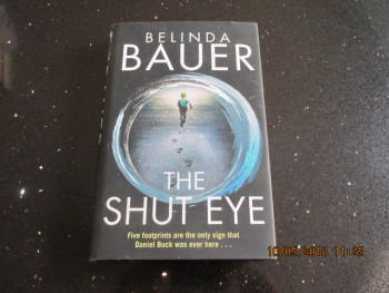 Image for The Shut Eye Fine first Edition Hardback in Dustjacket