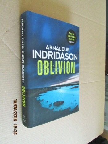 Image for Oblivion Signed Fine First Edition Hardback in Dustjacket