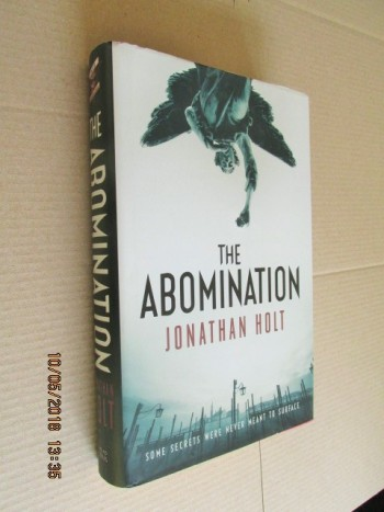 Image for The Abomination First Edition Hardback in Dustjacket