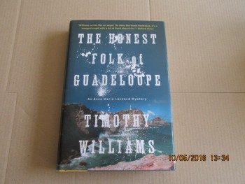 Image for The Honest Folk of Guadelope Signed Dated Located First Edition Hardback in Dustjacket