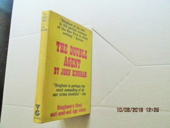 Image for The Double Agent First Edition Hardback in Dustjacket