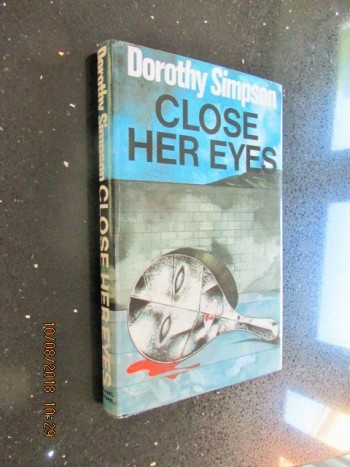 Image for Close Her Eyes First Edition Hardback in Dustjacket