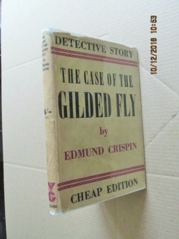Image for The Case of the Gilded Fly First Cheap Edition 1946 Hardback in Dustjacket
