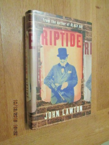 Image for Riptide Signed First Edition Hardback in Dustjacket