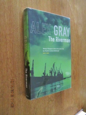 Image for The Riverman Signed First Edition Hardback in Dustjacket
