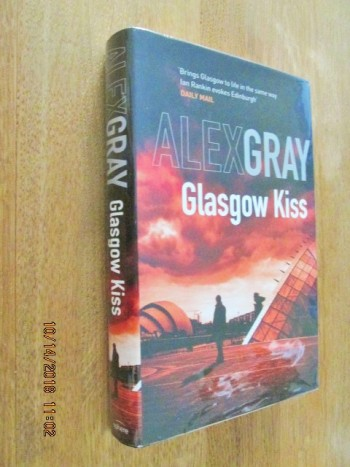 Image for Glasgow Kiss First Edition Hardback in Dustjacket