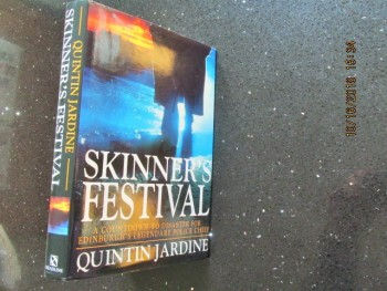 Image for Skinner's Festival First Edition Hardback in Dustjacket