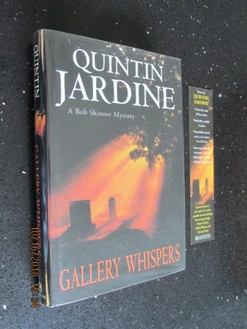 Image for Gallery Whispers First Edition Hardback in Dustjacket Plus Bookmark