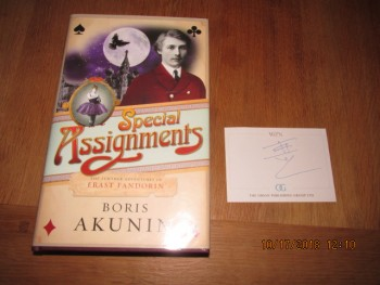 Image for Special Assignments SIGNED first edition Hardback in Dustjacket