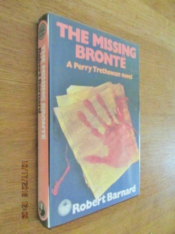 Image for The Missing Bronte First Edition Hardback in Dustjacket