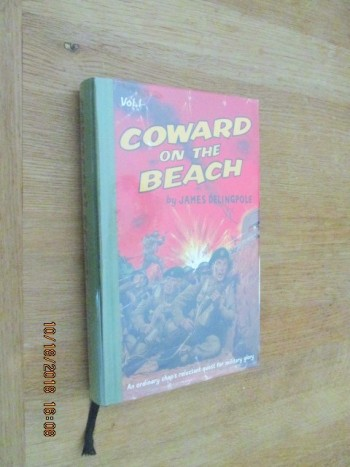 Image for Coward on the Beach Vol 1 Signed First Edition Hardback in Dustjacket