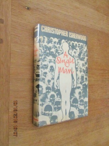 Image for A Single Man first Edition Hardback in Dustjacket