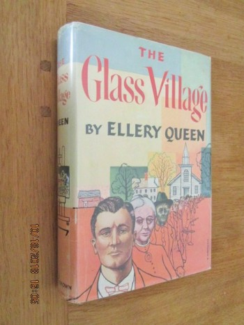 Image for The Glass Village First US Hardback in Dustjacket