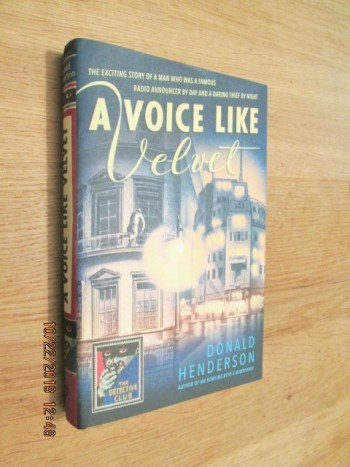 Image for A Voice Like Velvet Unread Fine Hardback in Dustjacket