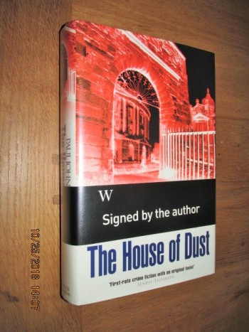 Image for The House of Dust Signed First Edition Hardback in Dustjacket